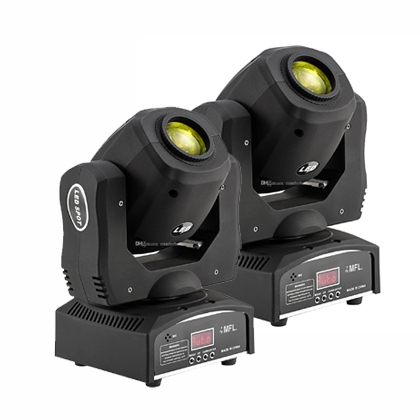 2 X SPOT moving heads