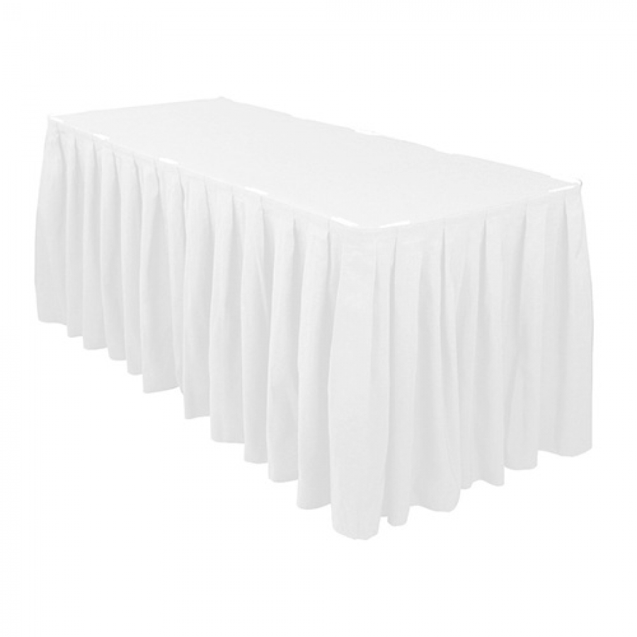 Buffet table skirting - Buffet Table Skirting 7