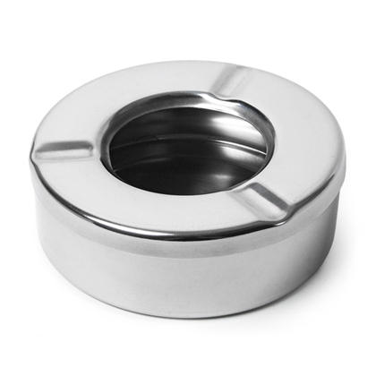 Ashtrays (stainless steel)