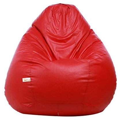 Bean Bag Red