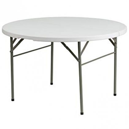 Round Table Plastic top 120cm