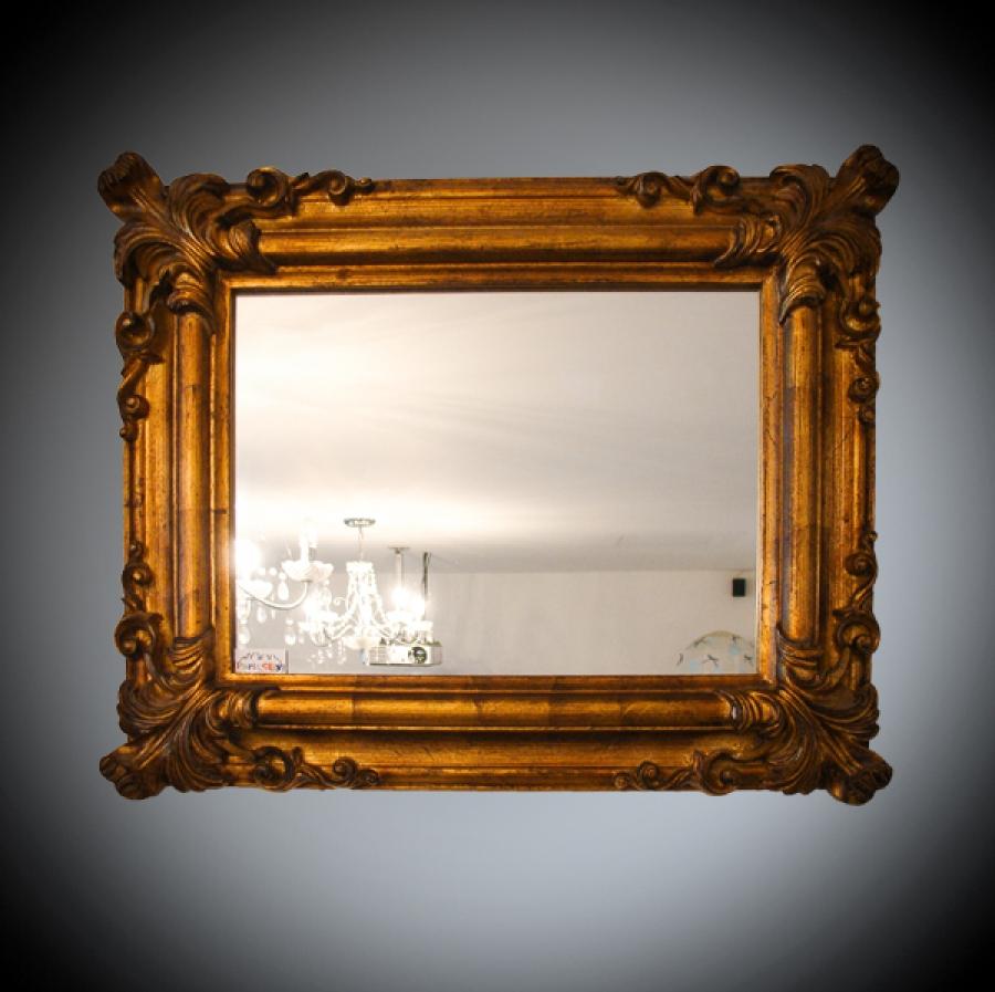 2db7d6e2ecb Mirror Frame - Classic Barocco antique gold 58cm x 50cm