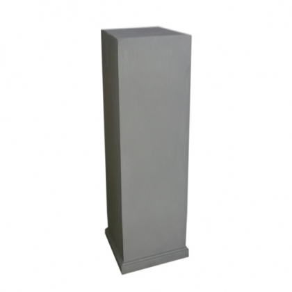 Column Square Gray Big