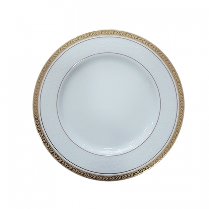 Imperial Dinner Gold Plate