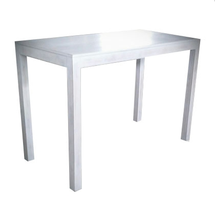 High top table - White
