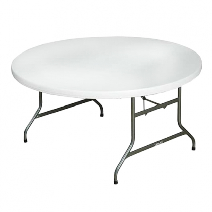 Round Table Plastic top 180cm