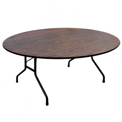 Round Table Wood top 180cm