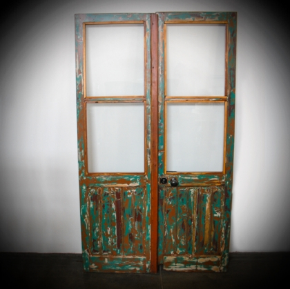 Rustic Mimetics colors Old Door