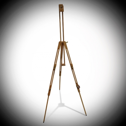 Wooden Easel portable