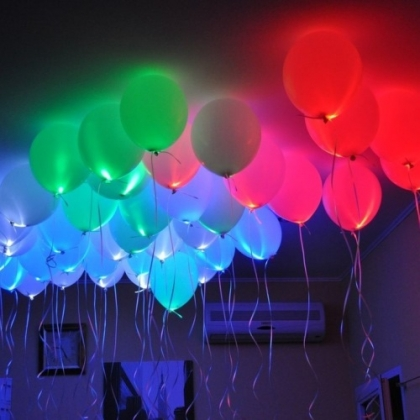 LED Balloon Release