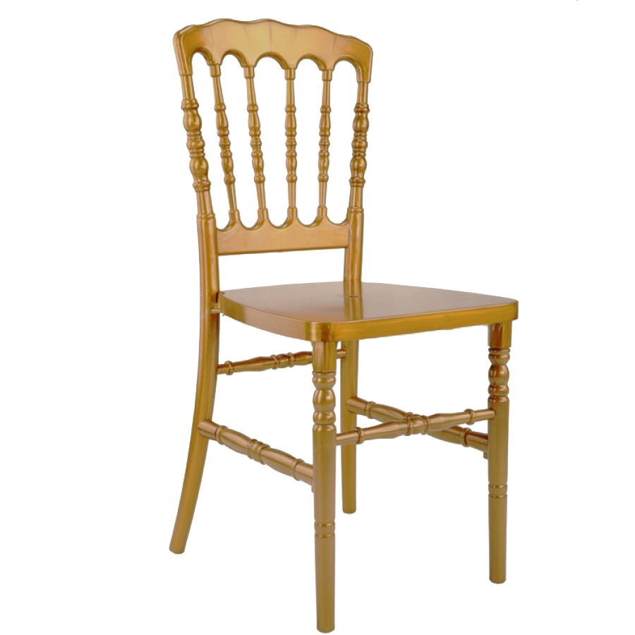 Chair Napoleon Gold